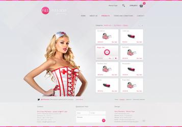 Fit 'n Sexy Pharmacy / Web by eMCepa