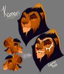 Kamari the Courier