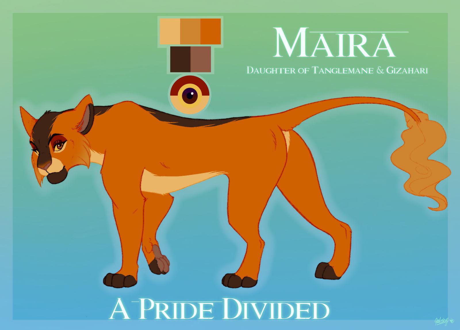 APD: Maira