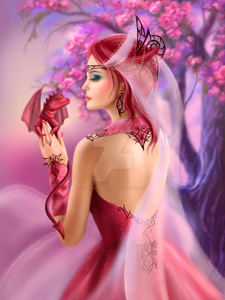 Fantasy Art Woman Beautiful Women 113
