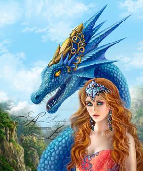 Blue Dragon Mal