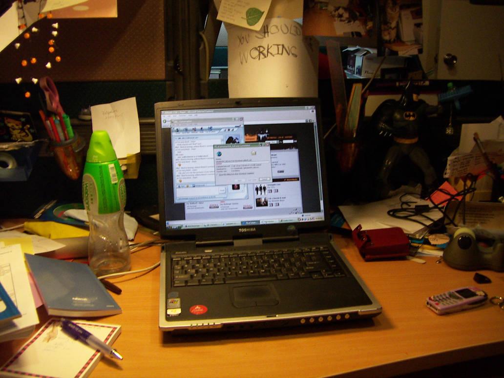 The Desk Top