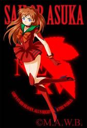Sailor Asuka by SunnyDOU722