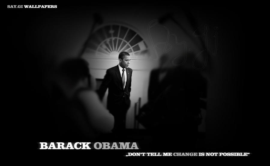 motivation wallpapers. Obama Motivation Wallpaper by