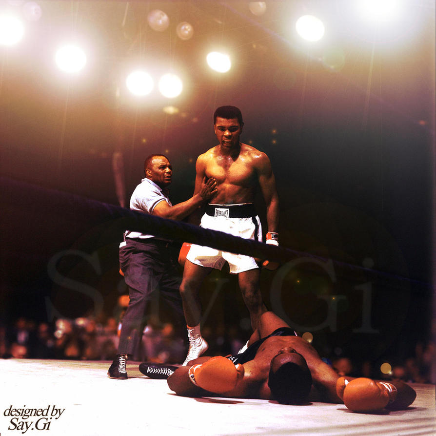 Muhammad ali amazing wallpaper by thesaygi on deviantart muhammad ali amazing wallpaper by thesaygi voltagebd Images