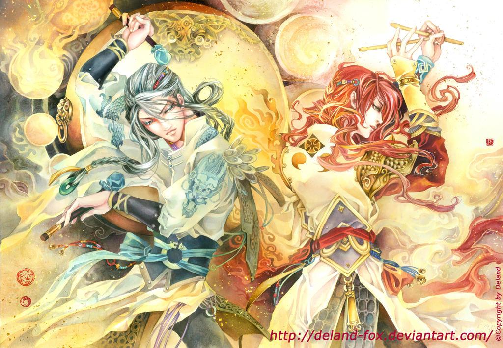 dragon lord anime art