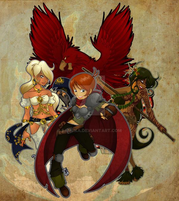 Vellot Saga Poster 1beta by samuka