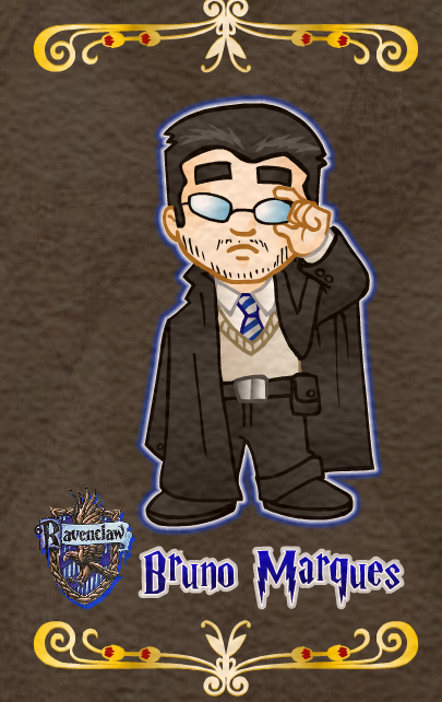 Bruno Ravenclaw by samuka