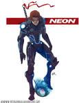 N.E.O.N - Lead Character Neon