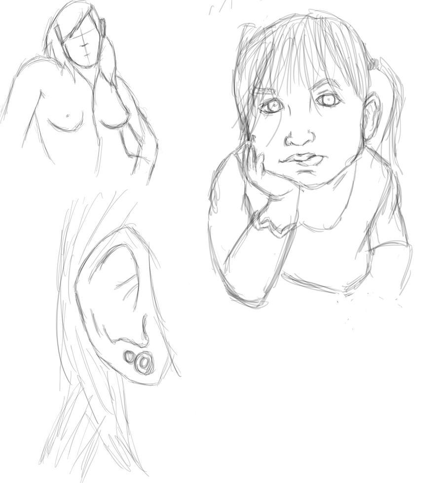 Sketch Practice 3 by devlin2010