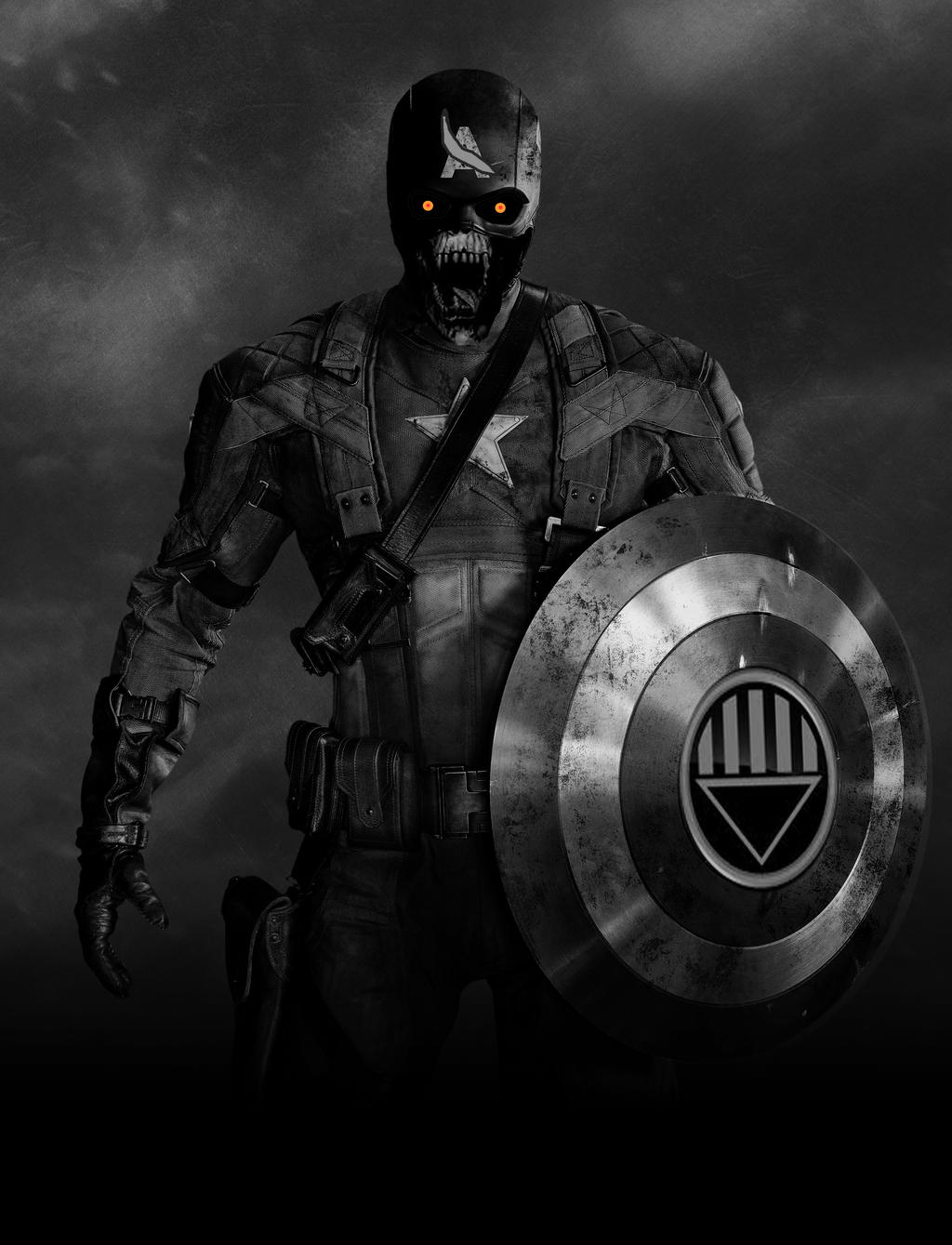 Image Result For Captain America Star