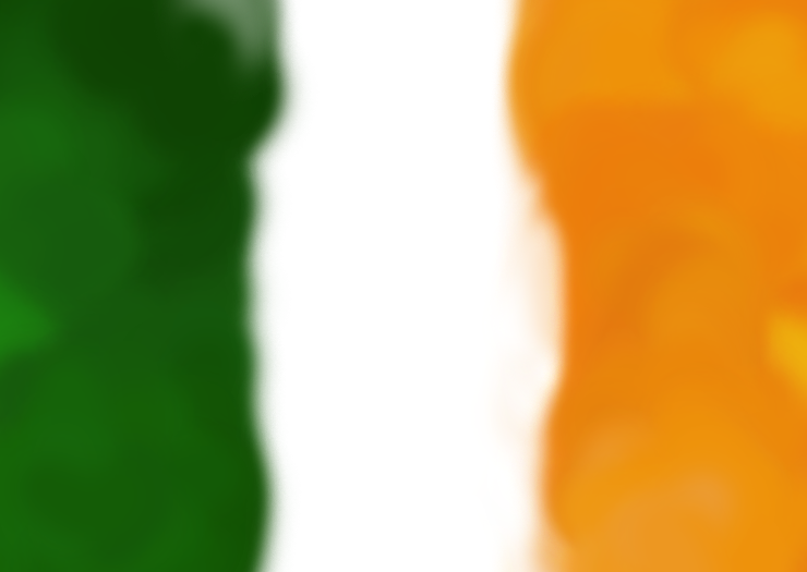 Flag of the Republic of Ireland by oryxace