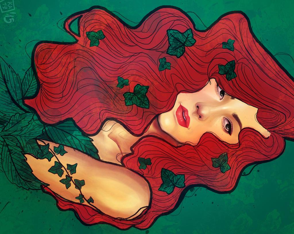 Poison Ivy by Miss-Katz