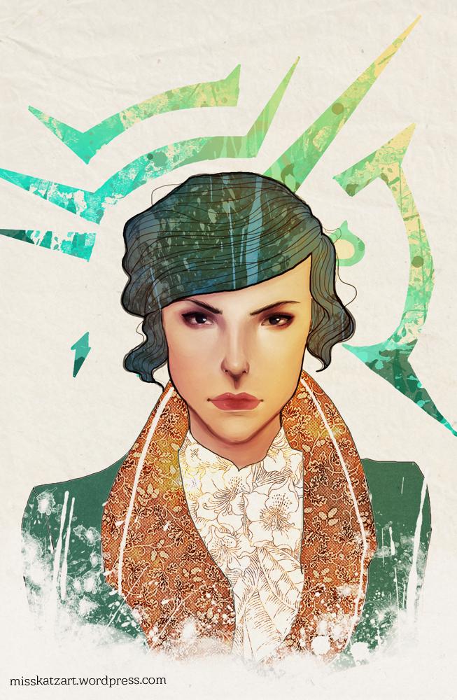 Emily Kaldwin by Miss-Katz