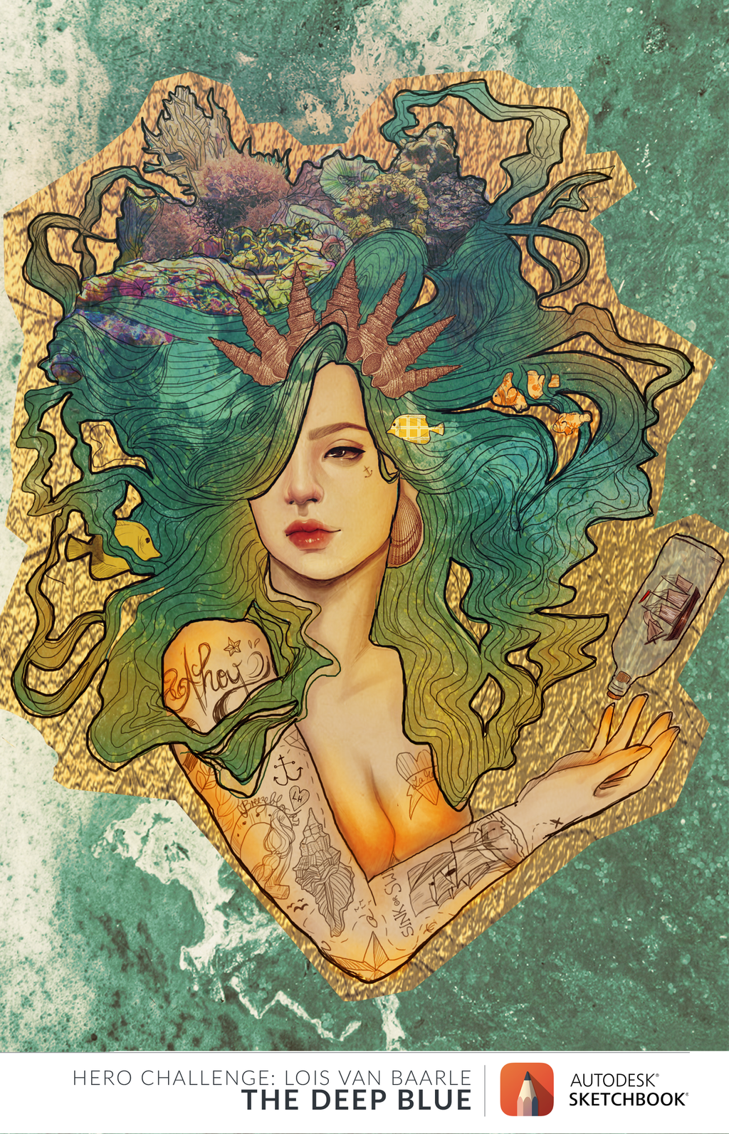 La Mer by Miss-Katz