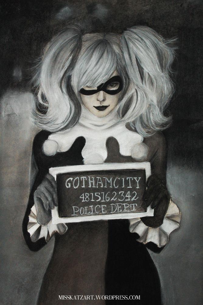 Harley Quinn by Miss-Katz