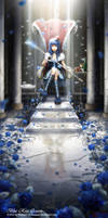 Blue Rose Queen
