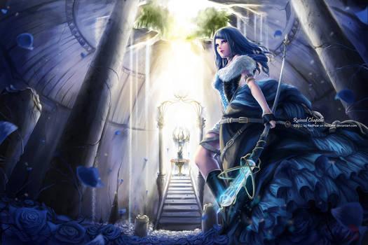 Blue Rose Queen 2