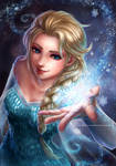 The Snow Queen of Arendelle