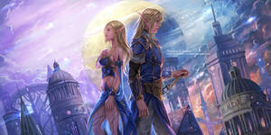 CM - Theodora and Damian by RedPear