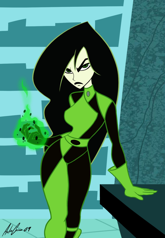 Rouge The Bat Costume Shego by al305sr on De...