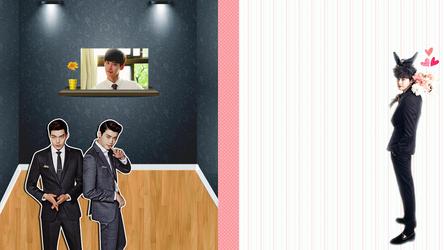lee jong suk woo bin wallpaper by stopidd