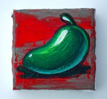 Jalepeno-pepper Cropped by versonova
