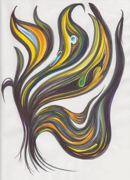 Marker Swirling
