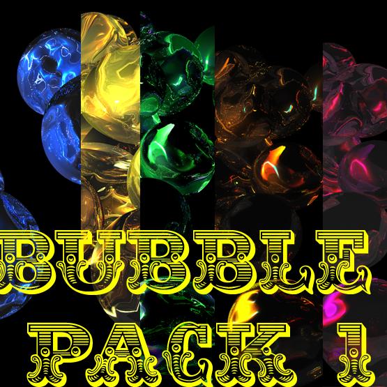 c4d pack 1 Bubble_pack__1_by_starkiller_dsgn-d48ofvz