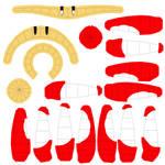 Mario Mushroom Map