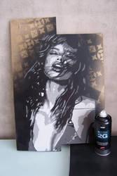 adriana lima test spray by Vincoo