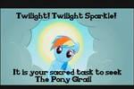 MLP Pony Grail