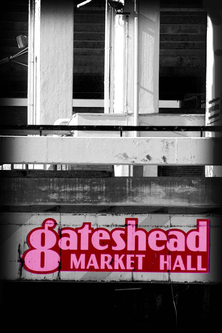 Gateshead Market Hall By Elliotbuttons On Deviantart