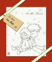 Gift Sketch: OtakuDrea by Maika-Isabel