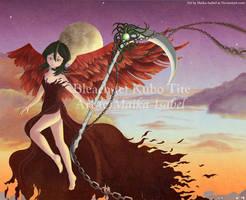 Death's Mistress by Maika-Isabel