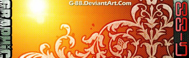 G-88 Header by G-88