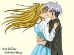 Kiss me - Misuzu and Yukito