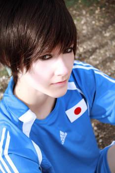 Izumi Takuto - Bronze eyes