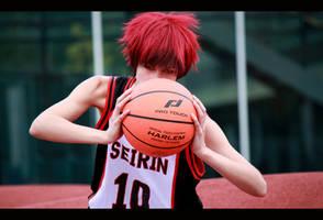 Kagami Taiga - Wild Play by Ravenic