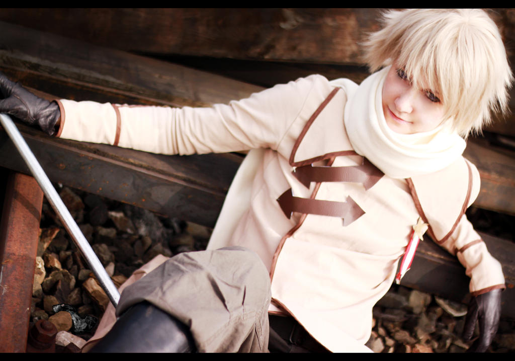 Hetalia - A Russian Smile by Ravenic