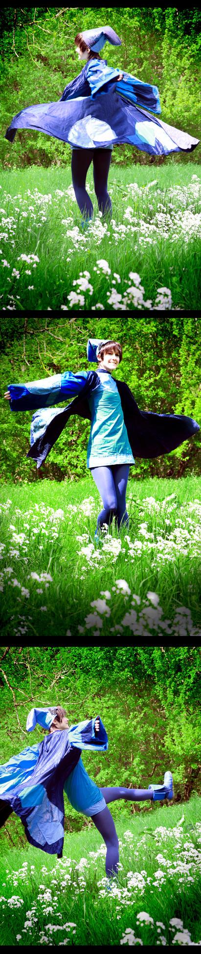 The Last Unicorn - Schmendrick The Magician by Ravenic