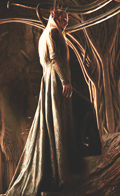 I Am The Enemy Thranduil Fanfic
