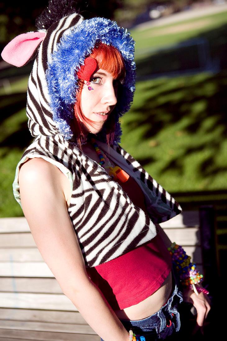 Zebras go Meow by Z-Photography