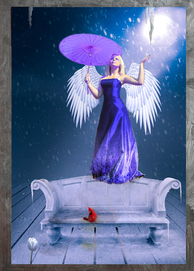 Ice Angel by No-Aengel