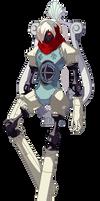 Persona 4 Arena - Orpheus