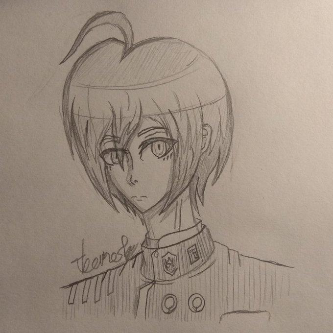 Shuichi Saihara Sketch