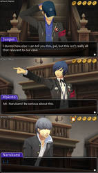 Persona x Ace Attorney