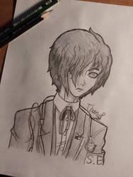 Makoto Yuki Sketch