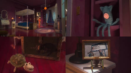 Coraline's Other Bedroom by Mdwyer5
