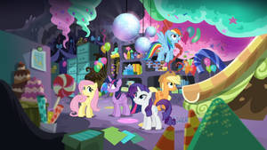 MLP Pinkie's Party Cave
